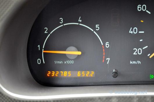 232.000 quilômetros? Ainda bem?