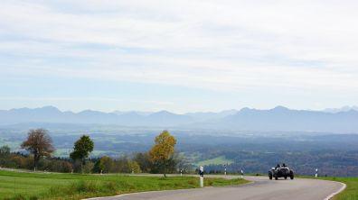 SAAB Ausfahrt Oberbayern © 2014 matthias ketterl