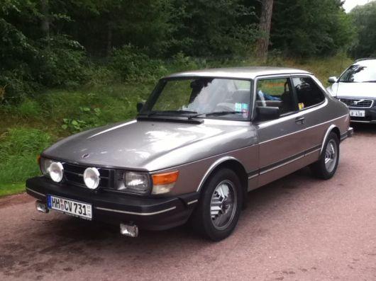Saab 90 © Volker