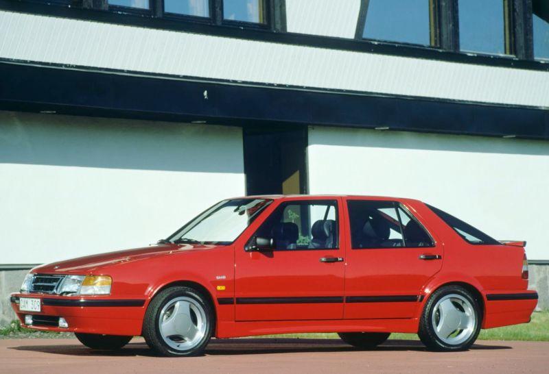 SAAB 9000 CC © SAAB Automobile AB