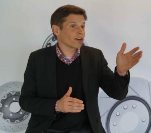 Jonas Tegström, CEO Orio AB