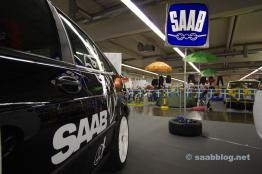 Traditionelles Saab Logo