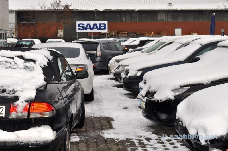 Saab, Saab, Saab - Saab Service Frankfurt