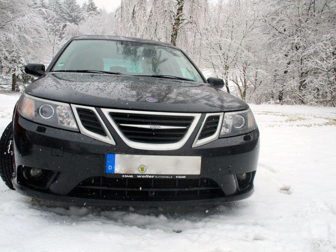 Saab 9-3 von Peter