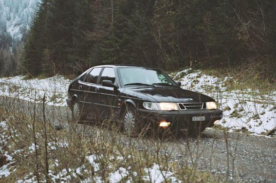 Familiensache: Saab 900 NG