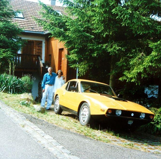 Familiensache: Saab Sonett
