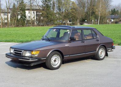 Saab 900 por Raimund, una belleza