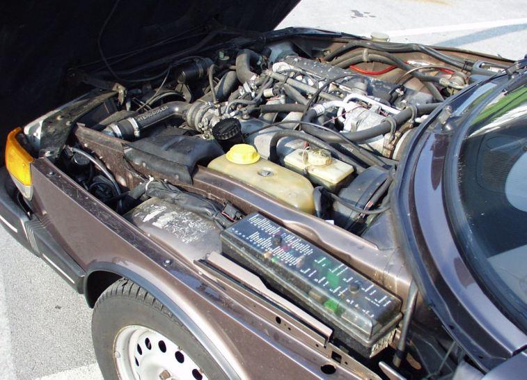Saab 900 van Raimund