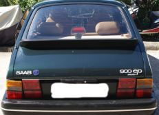 Saab 900, Italien import