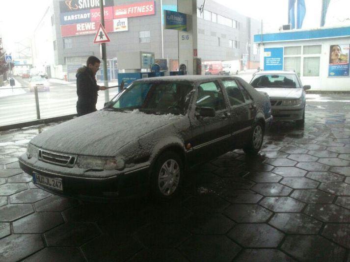 Saab 9000 Kauf