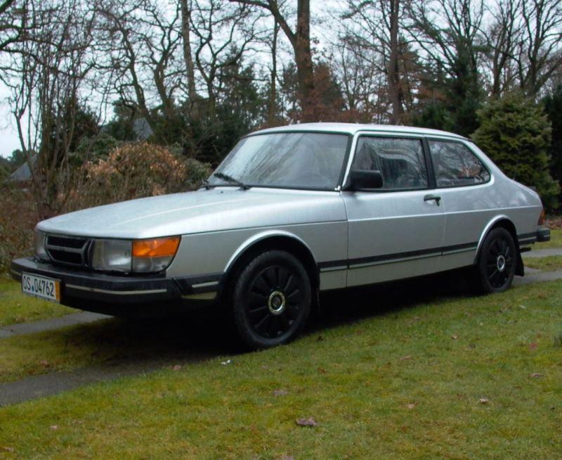 Saab 900 Sedan, 2-Türen. Sehr selten und macht glücklich!