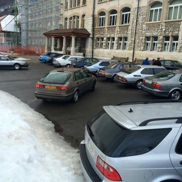 5. Saab Swiss Fondue Meeting