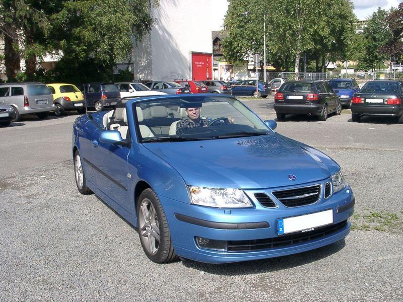Detta är Aniversary Edition som gjorde att jag förlorade mitt hjärta till Saab-märket.