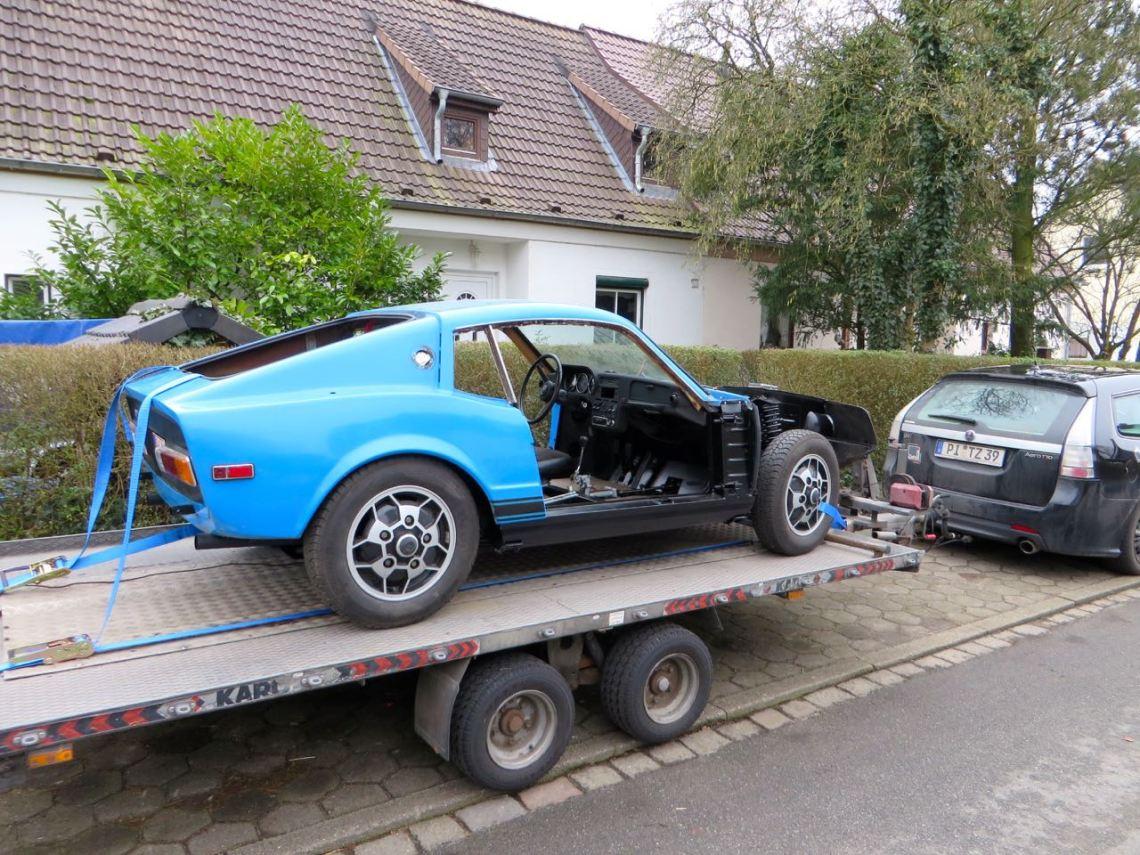 Outra história da Saab já está em preparação ...