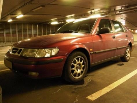 Saab 9-3 av Benjamin