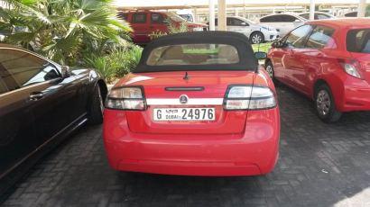 Saab in Dubai