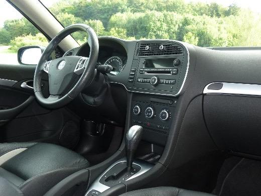 Saab 9-3 Cockpit