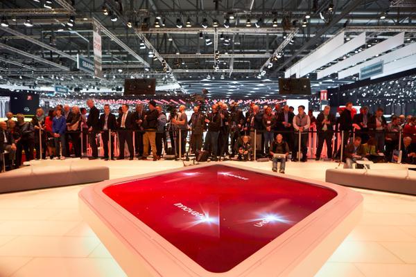 Conferenza stampa di Borgward, immagine: Borgward AG