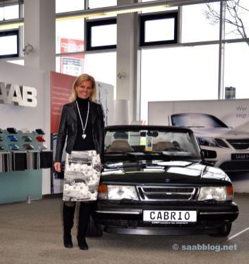 Inka Spira, Saab Center Bonn, 2013