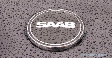 A brand new SAAB