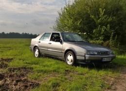 Saab 9000 von Carsten