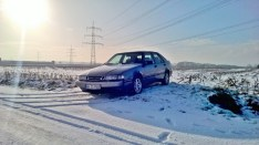 Saab 9000 de Carsten