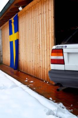 Saab ist Schweden, ganz klar.