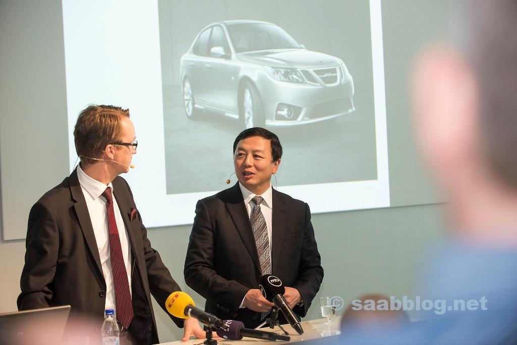 Presidente da NEVS, Mattias-Bergman-dono-Kai-Johan-Jiang