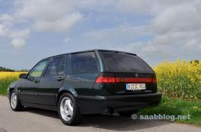 Estreno: Saab 9000 SC