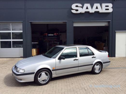Saab 9000 årsdag 1998