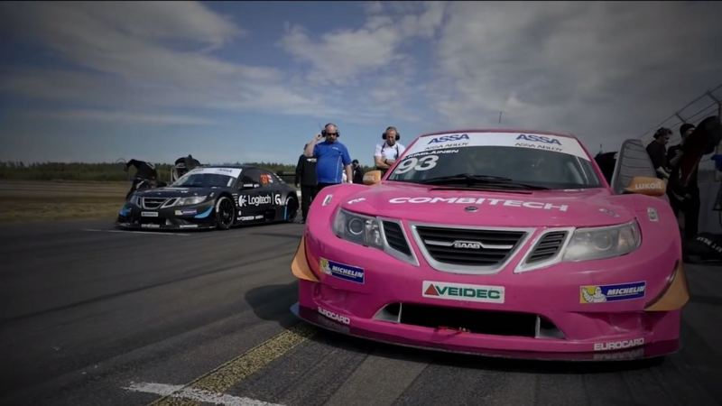 STCC 2015. PWR Racing Team
