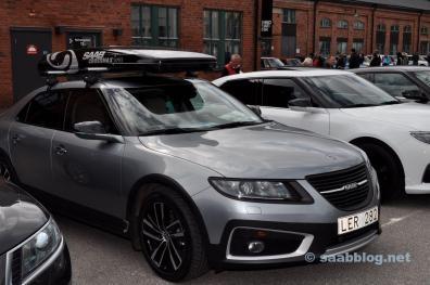 Saab 9-5x