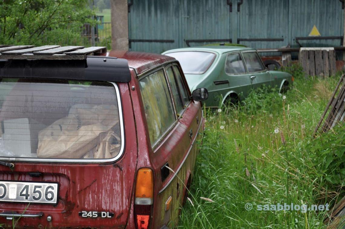 Volvo som ett alternativ till Saab