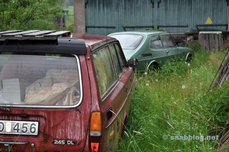 Volvo als Alternative zu Saab