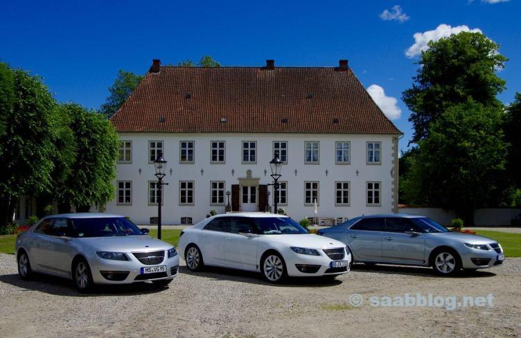 Saab Dream Car: 9-5 NG Pilotos Wanted 2014