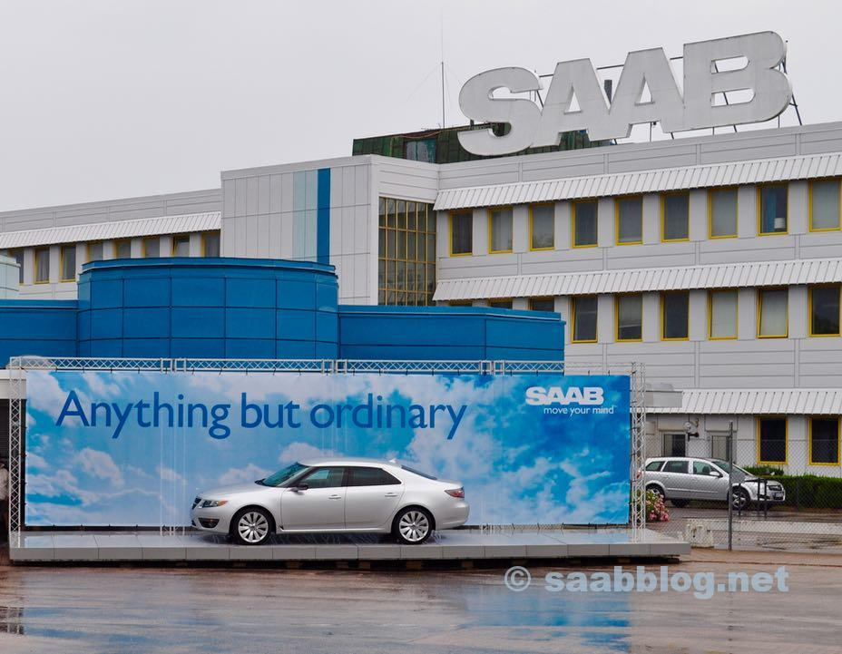 Saab, das Original