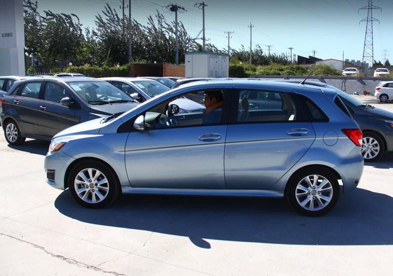 BAIC e150 EV. Meist verkaufte EV Serie in China.