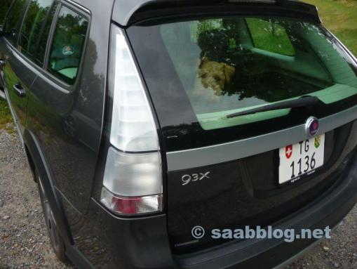 Saab 9-3x