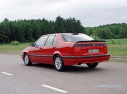 Saab 9000. Design Bjoern Envall