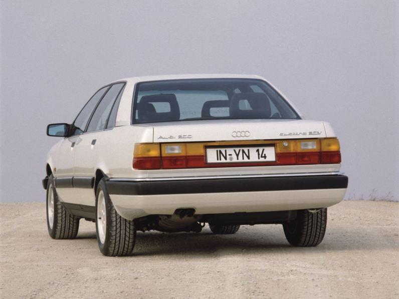 Audi 200. Immagine Audi AG