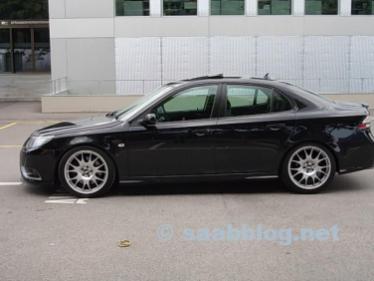 Amor verdadeiro. Saab Turbo X de Giovanni.