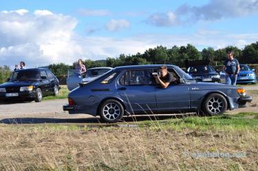Extremamente raro. Saab 900 Heuschmid