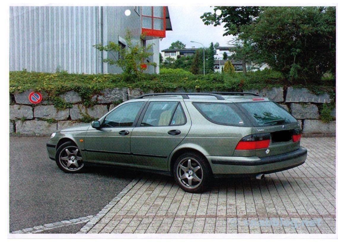 Saab 9 5 I