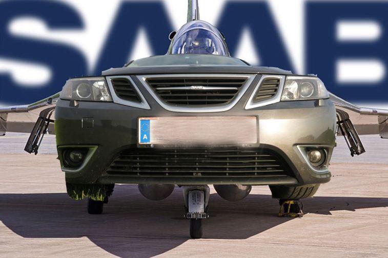 Saab + Força Aérea