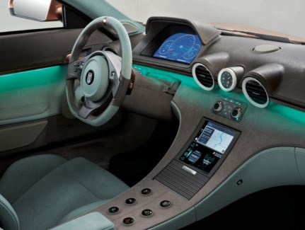 Artega Scalo interior