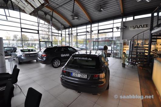 Dealer rivenditore Saab 2011 - Saab center Kiel