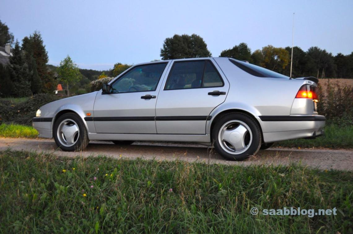 Saab 9000 CSE Anniversary, the Anna Project.