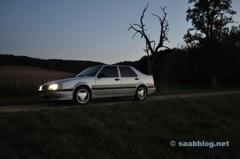 Saab 9000 - Proyecto Anna