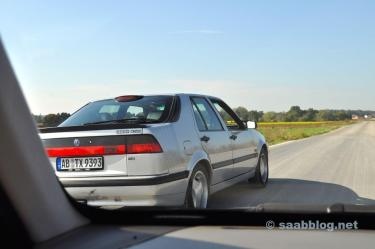 Saab 9000 - Anna Projekt