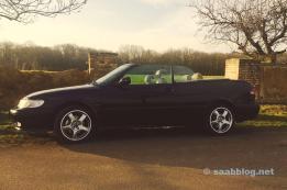 2015. El primer Saab de Olaf.